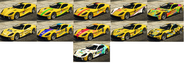 Itali GTO Pinturas GTA Online