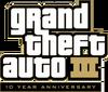 GTA III 10° aniversario logo.png
