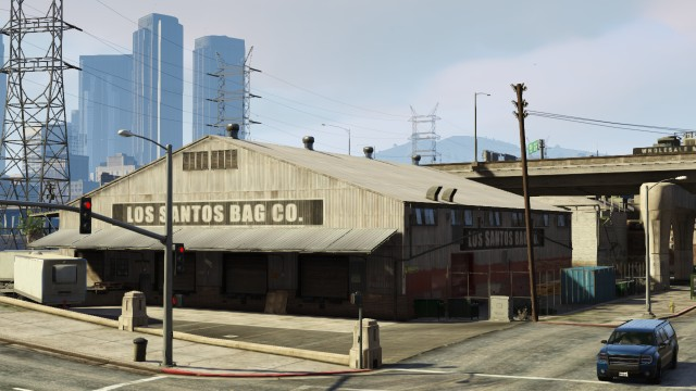 Los Santos Bag Co.