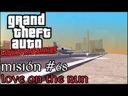 Love on the Run - GTA Liberty City Stories PSP - Misión -68 (Español-Sin Comentario)