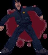 GTAIII policeman wasted