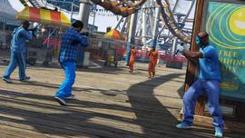 "GTA Online - Modo Adversario ""Cruza la línea""2"