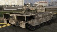 Rhino GTA V Detras