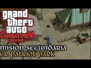 CR Patriot Park - GTA Chinatown Wars PSP (Español-Sin Comentario) Guía para el 100%
