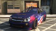 Police Stinger HD HQ 1080p