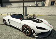 Zorrusso personalizado GTA Online