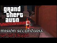 Go Go Faggio - GTA Liberty City Stories PSP (Español-Sin Comentario) Guía 100%