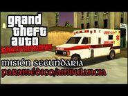 Misión de Ambulancia-Paramédico - GTA Liberty City Stories PSP (Español-Sin Comentario) Guía 100%