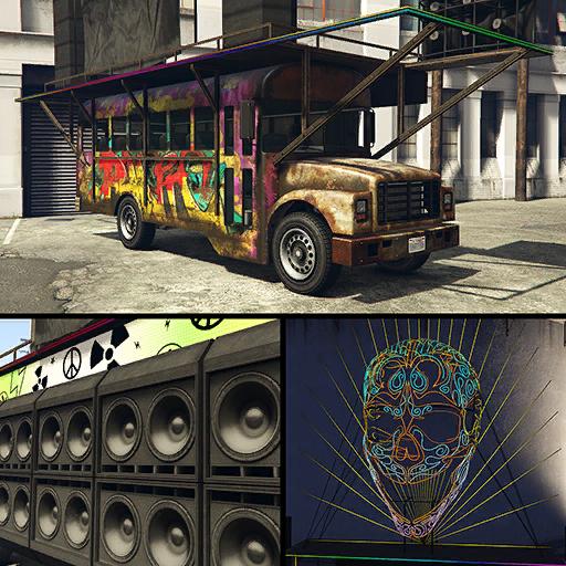 Autobús del festival