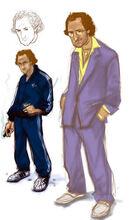 Boceto Ken 7