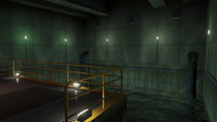Laboratorios Humane foso drenaje