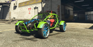 Vagrant modificado GTA Online