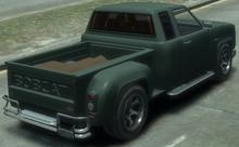 Bobcat detrás GTA IV