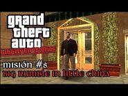 Big Rumble in Little China - GTA Liberty City Stories PSP - Misión -8 (Español-Sin Comentario)