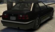 Futo detrás GTA IV