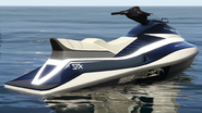 Seashark Yate GTAO Atrás