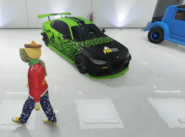 Komoda modificado GTA Online