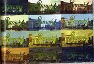 Letreros de Sprunk durante el día