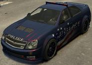 Police Stinger TBOGT