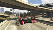 Bruiser Pesadilla tuning GTA Online