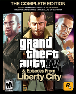 Grand Theft Auto IV & Episodes From Liberty City The Complete Edition