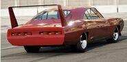 Dodge Charger Daytona RyF6 Atrás