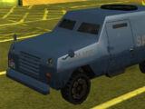 FBI Truck
