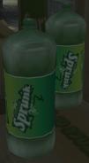 Sprunk botella grande