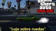Lujo sobre ruedas 💎 GTA Online Gameplay 💎 vincelote