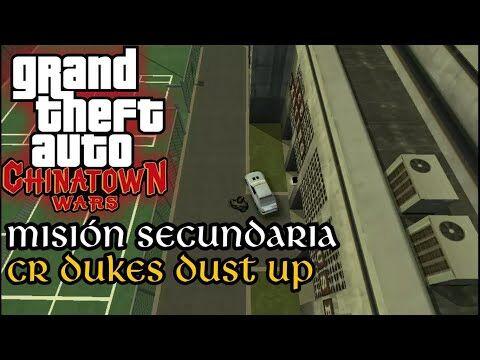 CR_Dukes_Dust_Up_-_GTA_Chinatown_Wars_PSP_(Español-Sin_Comentario)_Guía_para_el_100%