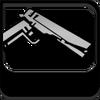 Pistola HUD LCS