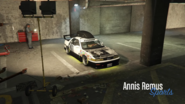 Annis Remus modificado GTA Online