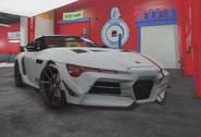 Jester RR modificado GTA Online