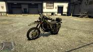 Manchez Scout modificado GTA Online