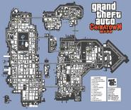 Mapa CW