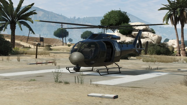 Helicóptero FIB