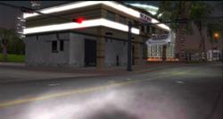 Pay 'n' Spray Vice Point GTA VCS PS2