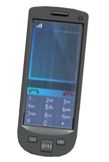 Smartphone Badger