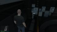 Kosatka GTA Online Ametralladora