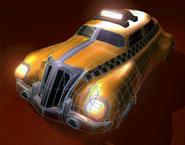 Cab GTA 2 Artwork