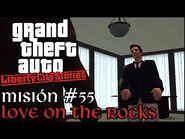 Love on the Rocks - GTA Liberty City Stories PSP - Misión -55 (Español-Sin Comentario)