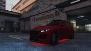 Novak modificada GTA Online