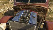 Rat loader V8 Cromado