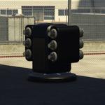 Vista cercana lanzagranadas remoto Pounder personalizado.png