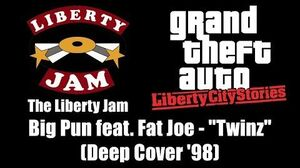 GTA Liberty City Stories - The Liberty Jam Big Pun feat