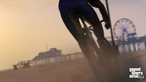 GTA V Bicicleta