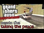 Taking The Peace - GTA Liberty City Stories PSP - Misión -48 (Español-Sin Comentario)