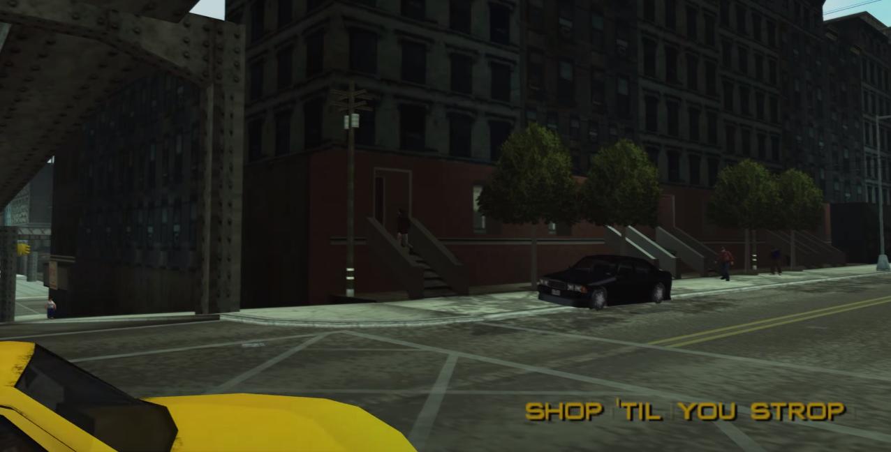 Shop 'Til You Strop