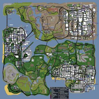 Armas De Grand Theft Auto San Andreas Grand Theft Encyclopedia Fandom