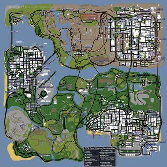 Armas De Grand Theft Auto San Andreas Grand Theft Encyclopedia Fandom